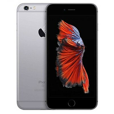 Movil Apple iPhone 6S Plus A1687 16GB Libre Gris Espacial Sin Huella Digital | B