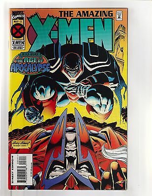 Amazing X-Men (1995) #3 VF+ 8.5 Marvel Comics Age of Apocalypse Magneto,Rogue
