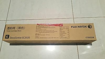 Fuji Xerox SC2020 DocuCentre Genuine Black Toner CT202238