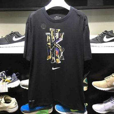 ff8c0c5ce514fe Nike Dri-FIT Kyrie Men s Basketball Tee T-Shirt Casual Sports M L XL Limited