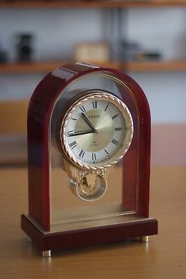 Vintage Clock by Seiko, Made in Japan, Retro, Mint Cond. Rare Retro, Classy