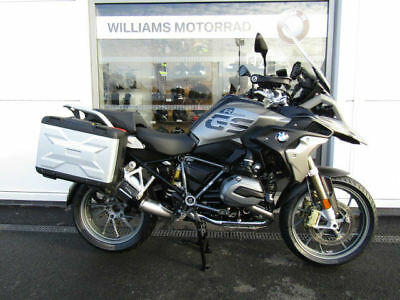 BMW R 1200 GS Exclusive TE