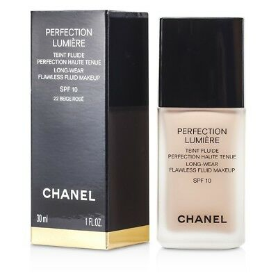 CHANEL Fondotinta Perfection Lumiere Fluid Makeup 22 Beige Rose 30ml
