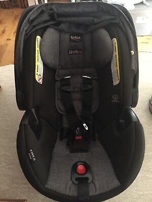 BRITAX B-Safe 35 Elite  Infant Car Seat With Base