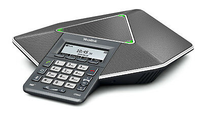 Yealink CP860 IP SIP VoIP 5 Way Conference Phone 360 degree HD Voice USB Record