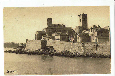 CPA - Carte postale-France- Antibes - Les Remparts -  S 2461