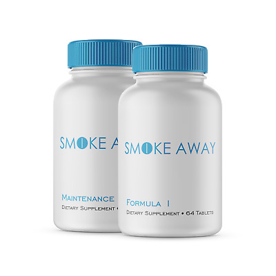Smoke Away Basic Kit - Quit Smoking Program