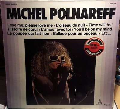 Michel Polnareff ‎– Michel Polnareff France Excellent ( LP ) Gebraucht