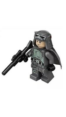 Lego Star Wars Story Minifigure Han Solo Disguise 75211 Tie Fighter