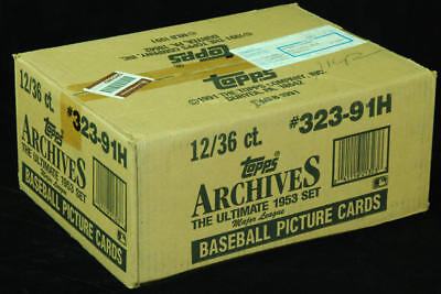 1991 1953 Topps Archives Pick You Player (252-337) NM/MT++++++