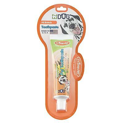 Triple Pet EZ Dog Toothpaste for Dogs | Best All-Natural Toothpaste For All Dog