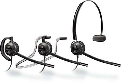NEW Plantronics EncorePro HW540 Headset 88828-01 On-ear Convertible Wired