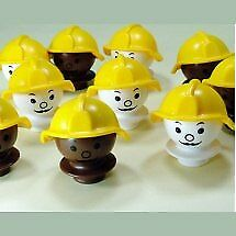NEW Mobilo Worker - 10 Heads Supplement Set from Purple Turtle Toys