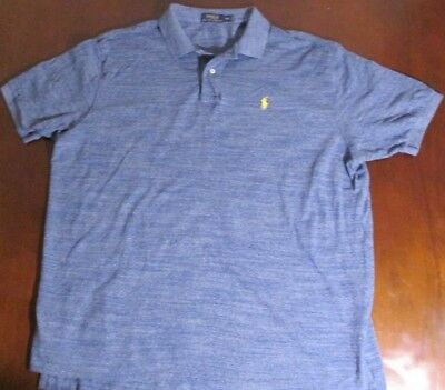 bc5107366 RALPH LAUREN POLO RN41381 Men s Size Medium Long Sleeve Light Button ...
