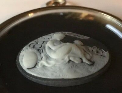 Mother & Child Cameo Peter Bates LTD The Miniature World Made in England