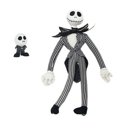 "Nightmare Before Christmas Jack Skellington Doll Xmas Gift 50cm/20"" New"