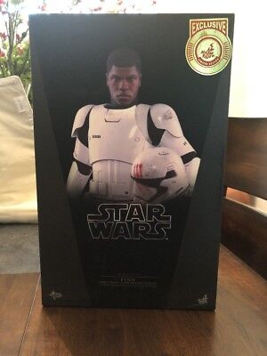 Hot Toys Exclusive First Order Finn From The Force Awakens
