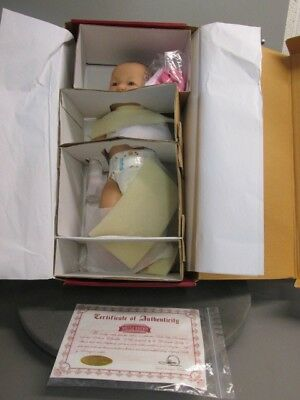 """RARE Berenguer DOLL Special Edition, RETIRED, 21"""",  GIRL DOLL IN ORIGINAL BOX"""