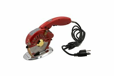 Hercules HRK-100 3-Speed Octagonal Rotary Cutter w/ 4-inch Blade and Built-in...