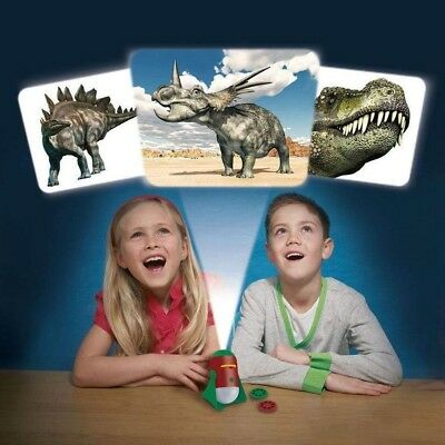 Dinosaur Projector & Night Light - Brainstorm, toy, children's, kid's, stocking