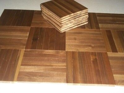 Oak Grain One Box 10 Sq Ft 12 X 12 X 516 Parquet Hardwood