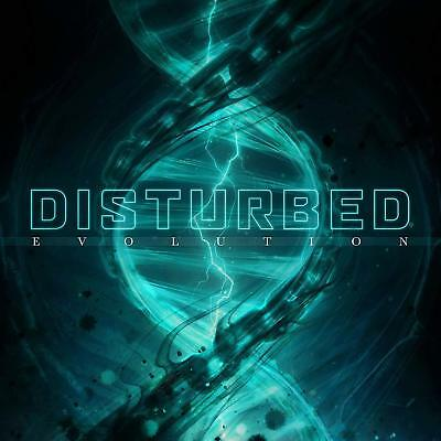 Disturbed Evolution Deluxe Edition Cd 2018