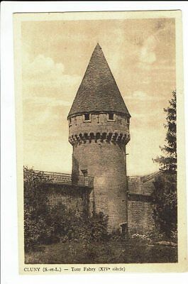 CPA-Carte postale-France -Cluny - Tour Fabry  S 2476