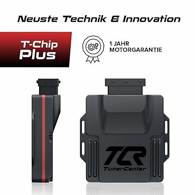 T-Chip Plus Ford Ranger (T7) 3.2 TDCi (200 PS / 147 kW) Chiptuning