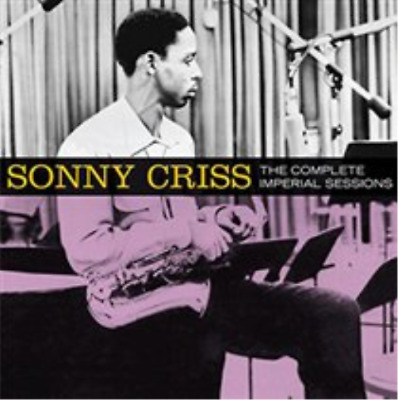 Sonny Criss-The Complete Imperial Sessions (US IMPORT) CD NEW
