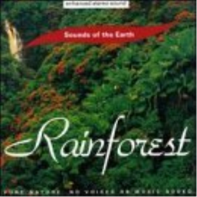 Sounds of the Earth Series-Rainforest (US IMPORT) CD NEW