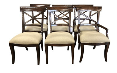 Bernhardt Dining Chairs, Set of 6