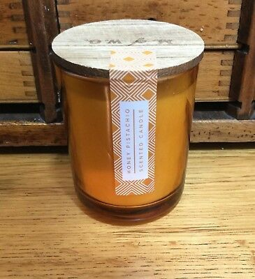 M Of Wg Scented Candle Honey Pistachio Makers Wax Goods 3 8 Oz