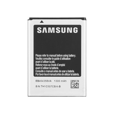 New OEM Samsung Galaxy ACE i619 s7508 Smartphone Cell Phone Battery EB464358VA
