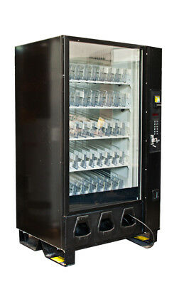 Dixie Narco Bev Max 5591 Glass Front Vending Machine FREE SHIPPING