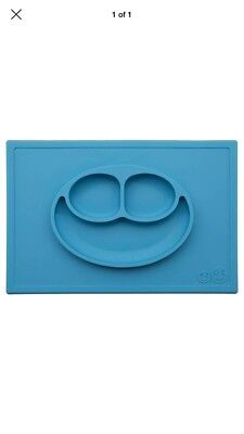 The Original ezpz Happy Mat In Blue