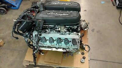 Lamborghini Huracan Lp610 Lp580 Engine Motor Assembly Oem