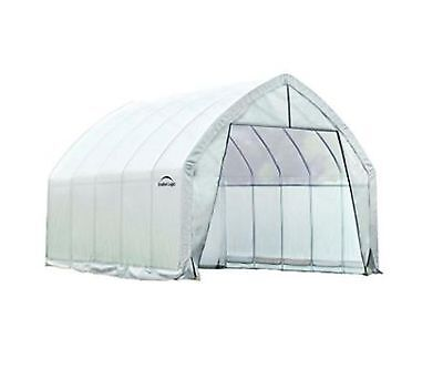 GrowI High Arch Greenhouse Home Safe Planting Grow Plants Gardening Outdoor