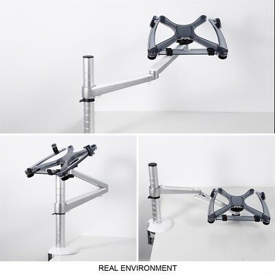 Auto Laptop Mount Truck Vehicle Netbook Stand Holder With Non-Drilling Bracket