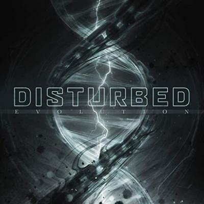 Disturbed Cd - Evolution [Deluxe Edition/4 Bonus Tracks](2018) - New Unopened