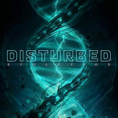 Disturbed Cd - Evolution (2018) - New Unopened - Rock Metal - Reprise