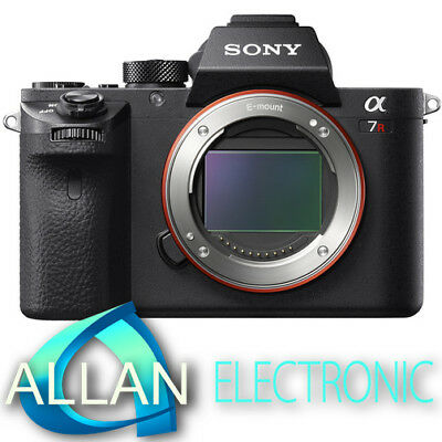New Sony Alpha a7R II Mark II Mirrorless Digital Camera Body Only