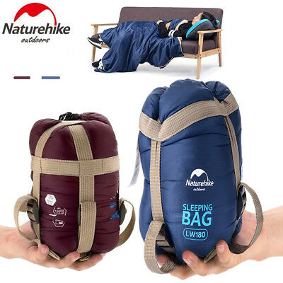 NatureHike Lightweight Sleeping Bag Camping Backpack Winter Cold Weather Compact