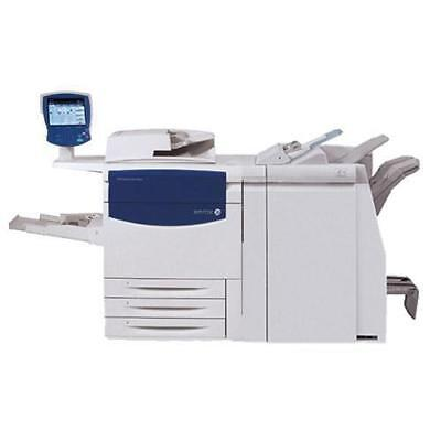 REPOSSESSED Only 32k - Xerox Color C75 Press Production Printer Professional off