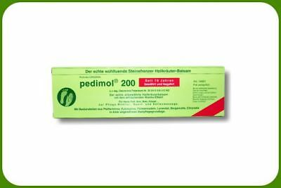 Pedimol Cream 200 (200ml) - GIANT TUBE - Frohnes ORIGINAL