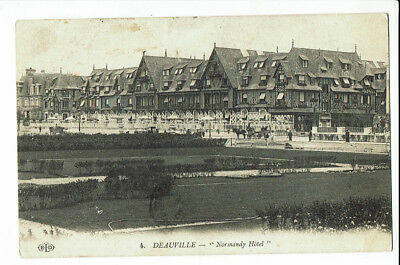 CPA-Carte postale - France - Deauville - Normandy Hotel  S 2510