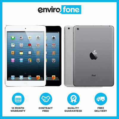 Apple iPad mini Wi-Fi + 4G 16GB 32GB 64GB SIM Free Unlocked Tablet