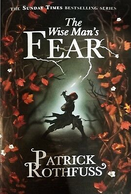 The Wise Man's Fear Audiobook by Patrick Rothfuss (Mp3, Download)