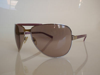 d4f6b87dd6d6 Alessandro Dell acqua Purple Ad15111 B01 Sunglasses New Vintage No Case  Silver