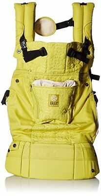LÍLLÉbaby The COMPLETE Embossed SIX-Position, 360° Ergonomic Baby & Child Carrie