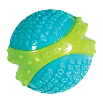 Kong Core Strength Ball Dog Toy Large | 8cm Chew Durable Dental Textured Strong